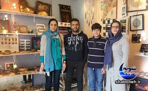 بیوگرافی محمدحسین میثاقی و همسرش