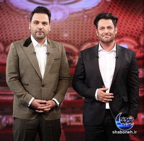 بیوگرافی محمدرضا گلزار و احسان علیخانی