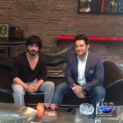 بیوگرافی محمدرضا گلزار و شاهرخ خان
