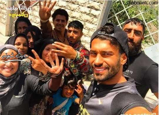 بیوگرافی و عکس رامین رضاییان فوتبالیست + ماجرای ازدواج و عکس پدر و مادرش