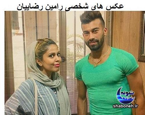 بیوگرافی رامین رضاییان فوتبالیست