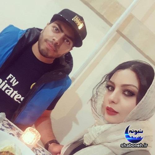 بیوگرافی صحرا اسداللهی و همسرش