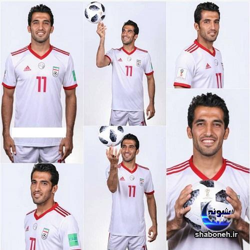 عکس های وحید امیری فوتبالیست +بیوگرافی