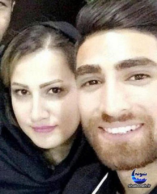 ازدواج علیرضا جهانبخش فوتبالیست؟