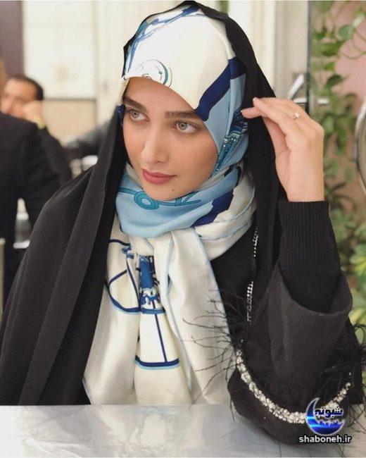 بیوگرافی آناشید حسینی مدل
