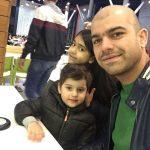 بیوگرافی یوسف کرمی تکواندوکار و همسرش عطیه نوذری + ازدواج