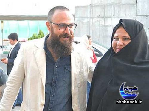 بیوگرافی علیرضا کمالی و همسرش