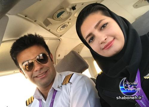بیوگرافی خلبان امین امیرصادقی و علت بازداشت