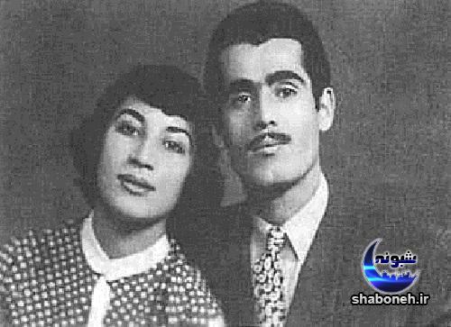 بیوگرافی فروغ فرخزاد و همسرش