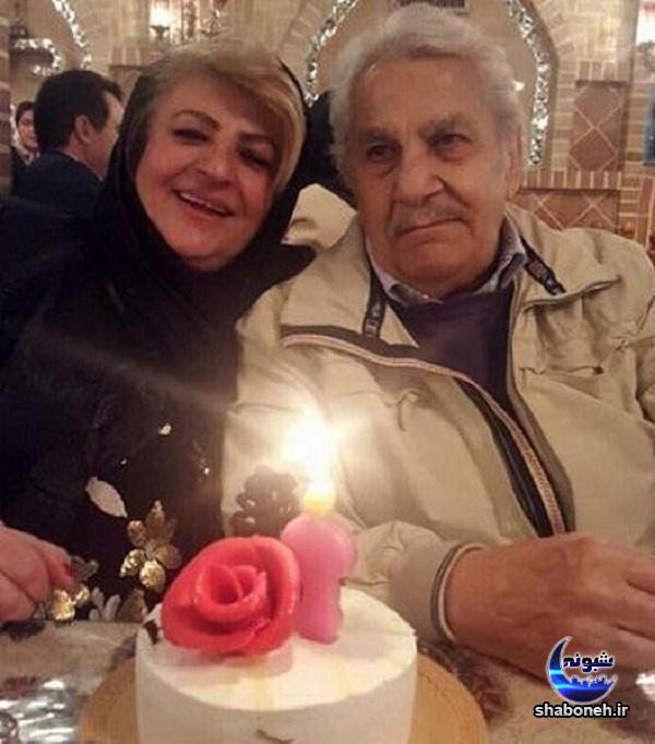 بیوگرافی جلال پیشواییان و همسرش