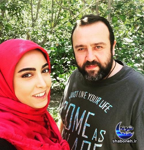 بیوگرافی ساناز طاری و همسرش