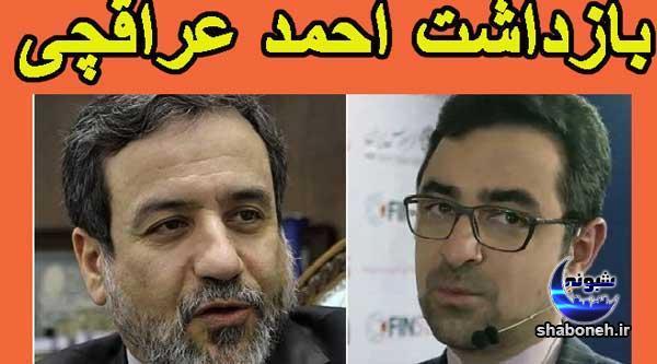 احمد عراقچی معاون ارزی بازداشت شد