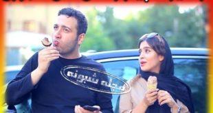 بیوگرافی علی صبوری و همسرش + تصاویر و استندآپ علي صبوري