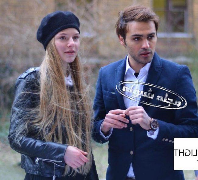 بازیگر نقش امیر در سریال دلدادگان + تصاویر جنجالی سامان صفاری