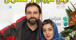 بیوگرافی آرش مجیدی و همسر بازیگرش