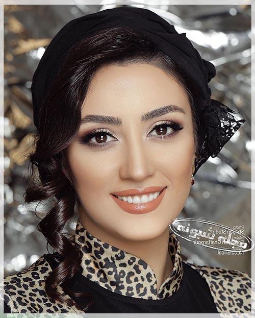الهام طهموری بازیگر | تصاویر الهام طهموری و همسرش حامد احمدجو
