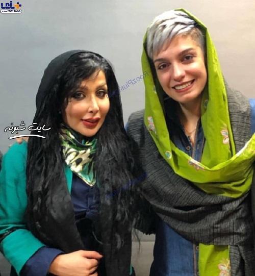 بیوگرافی الیکا عبدالرزاقی و همسرش (بازیگر نقش یلدا در سریال سرباز)
