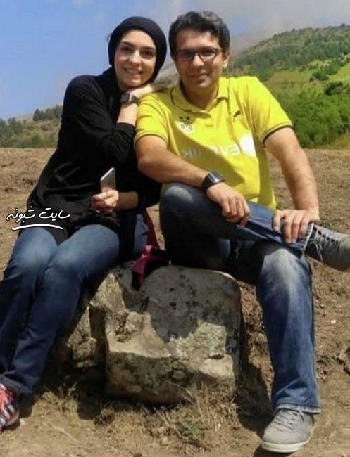بیوگرافی الیکا عبدالرزاقی و همسرش عکس های الیکا عبدالرزاقی