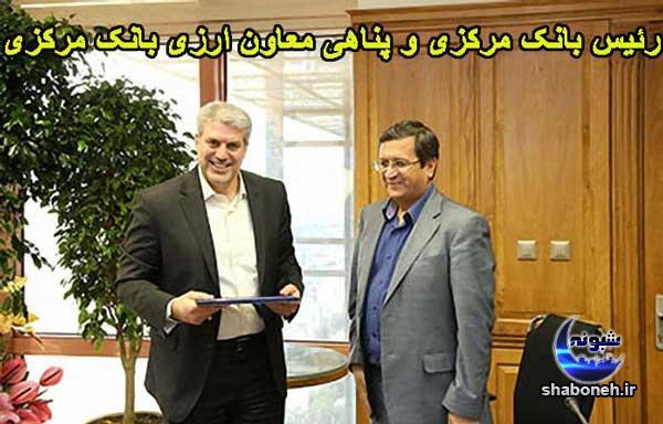 بیوگرافی غلامرضا پناهی معاون ارزی بانک مرکزی