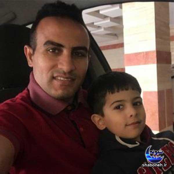 بیوگرافی حسین کعبی و پسرش بردیا
