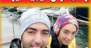 بیوگرافی کیمیا علیزاده و همسرش + نحوه آشنایی با حامد معدنچی