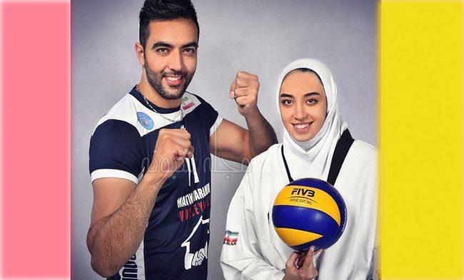 بیوگرافی کیمیا علیزاده و همسرش + نحوه آشنایی کيميا عليزاده با حامد معدنچی