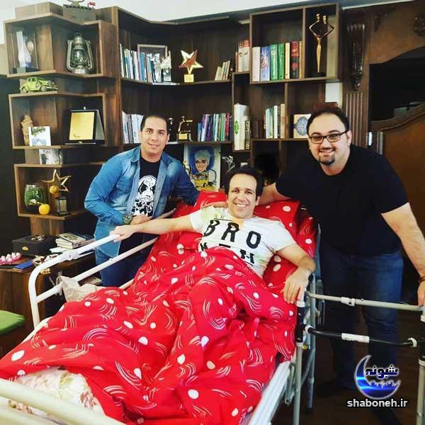 بیوگرافی مجید افشاری و همسرش