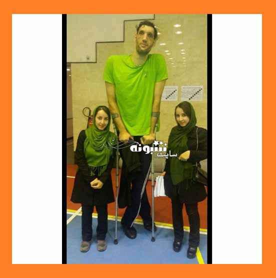 بیوگرافی مرتضی مهرزاد و همسرش +قد و بیماری و معلولیت و عکس و اینستاگرام