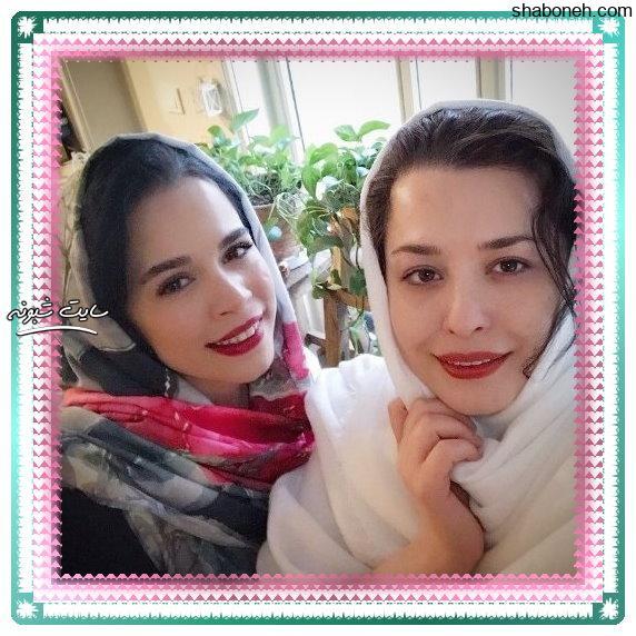 بیوگرافی و عکسهای مليکا شريفي نيا و خواهرش مهراوه شریفی نیا
