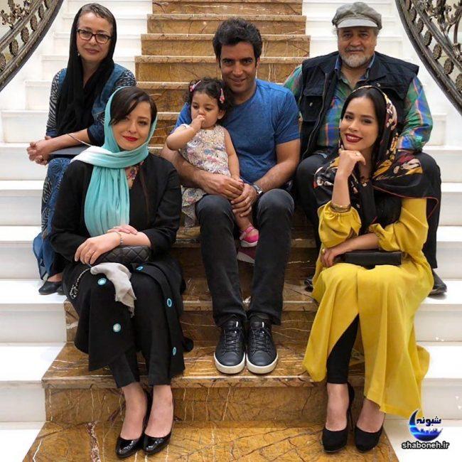بیوگرافی ملیکا شریفی نیا و همسرش و خانواده