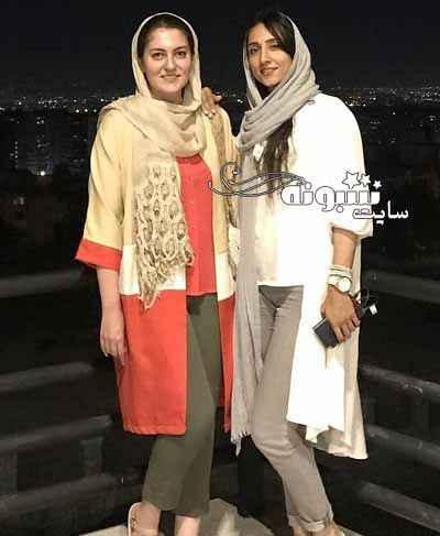 عکس بی حجاب نازنین ملایی قایقرانی و همسرش + اینستاگرام و سن و قد و وزن و عکس