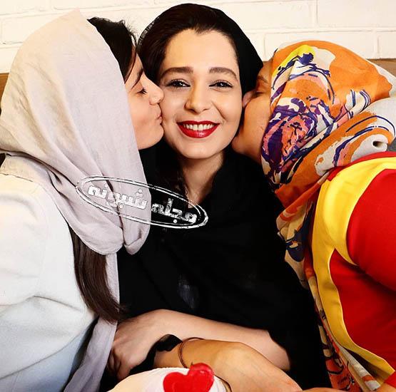 سانیا سالاری بازیگر | عکس ججالی سانیا سالاری و کشف حجاب و خانواده لو رفته
