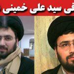 بیوگرافی سید علی خمینی نوه امام خمینی + عکس و علت مهاجرت از ایران