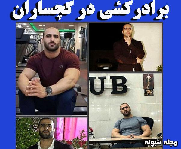 بیوگرافی محمد حبیبی مربی بدنسازی