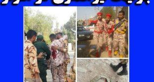 حمله تروریستی اهواز به رژه نیروهای مسلح