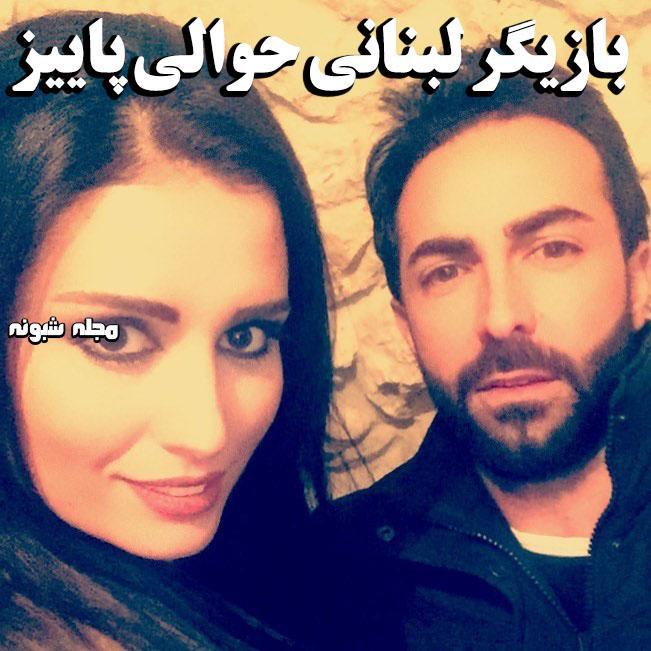 عکس و اینستاگرام بازیگر لبنانی حوالی پاییز + ماجرای تجاوز به آن ماری سلامه