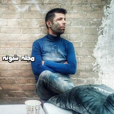 بیوگرافی سعید بخششی بازیگر نقش سعید در دلدادگان