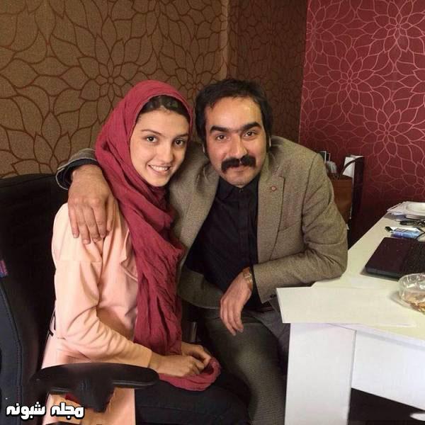 بیوگرافی سجاد افشاریان و همسرش