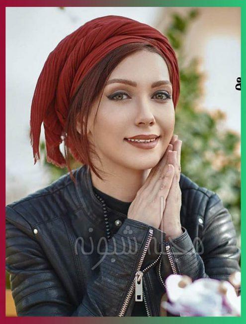 شهرزاد کمال زاده بازیگر   بیوگرافی و عکسهای آتلیه شهرزاد کمال زاده و همسرش+ ازدواج