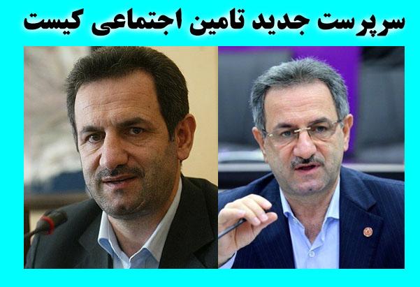 بیوگرافی انوشیروان محسنی بندپی و همسرش + جانشین نوربخش کیست