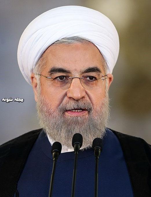 شایعه سکته مغزی حسن روحانی در یک کلیپ + دروغ پراکنی دشمنان