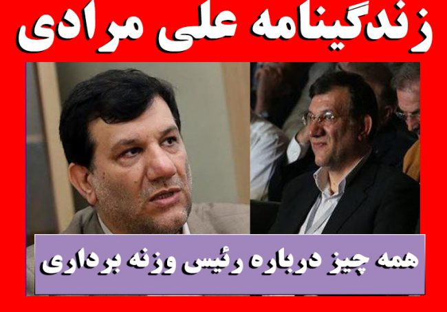 بیوگرافی علی مرادی رئیس وزنه برداری + ماجرای دست دادن با داوران زن (فیلم)