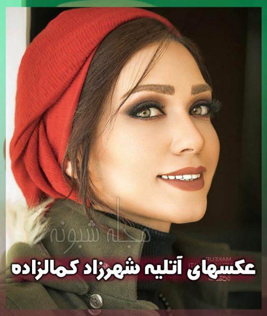 شهرزاد کمال زاده بازیگر | بیوگرافی و عکسهای شهرزاد کمالزاده و همسرش+ ازدواج