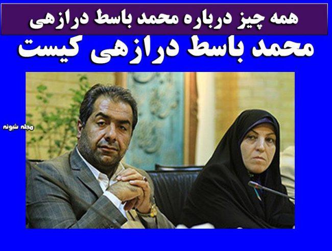 بیوگرافی محمد باسط درازهی نماینده سراوان