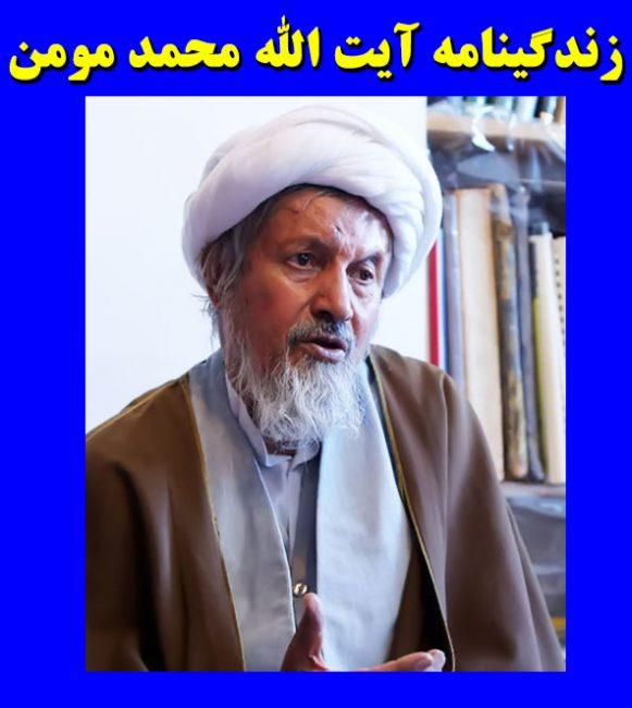 بیوگرافی آیت الله محمد مومن عضو شورای نگهبان