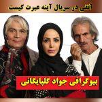 بیوگرافی جواد گلپایگانی بازیگر نقش آتقی + تصاویر جدید و زندان رفتن