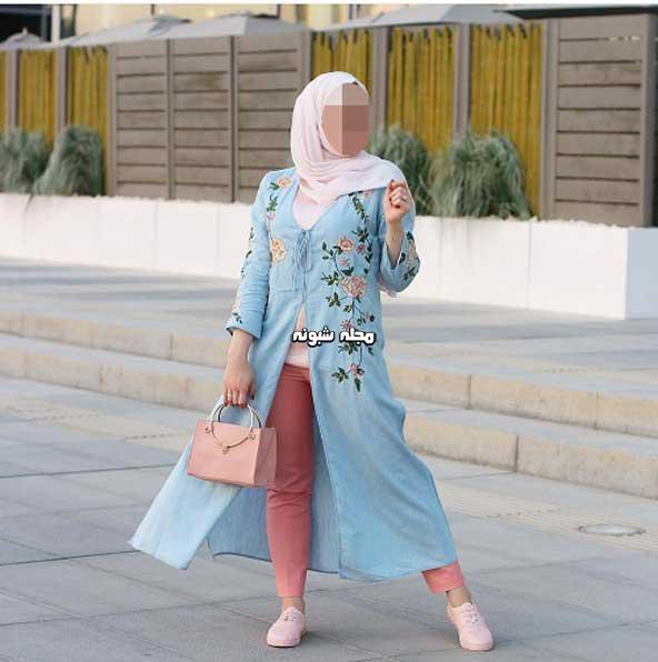 مانتو مدل جدید 2019 مخصوص رنگ سال + مانتو عید مجلسی و ساده