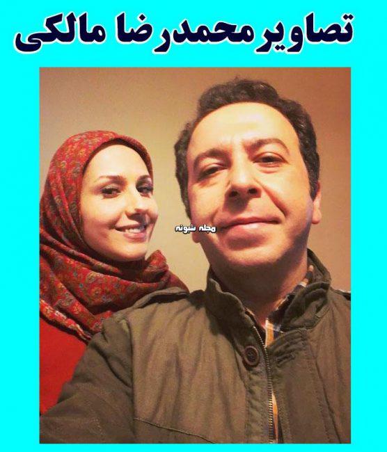 بیوگرافی محمدرضا مالکی و همسرش + اینستاگرام بازیگر لحظه گرگ و میش