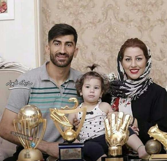 بیوگرافی علیرضا بیرانوند و همسرش + تصاویر خانواده و فرزنداش