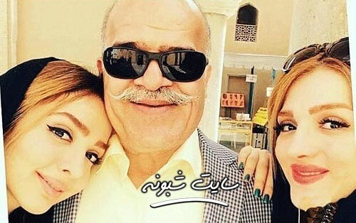 پدر المیرا دهقانی بازیگر + عکس خانواده المیرا دهقانی ازدواج